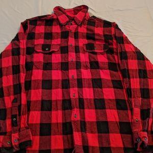 Faded Glory flannel shirt